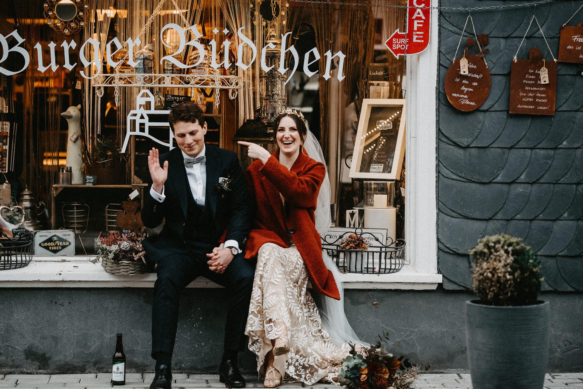 Ihr als Paar bei der Hochzeitsplanung