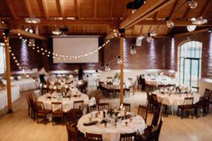 Die Locationsuche bei der Hochzeitsplanung