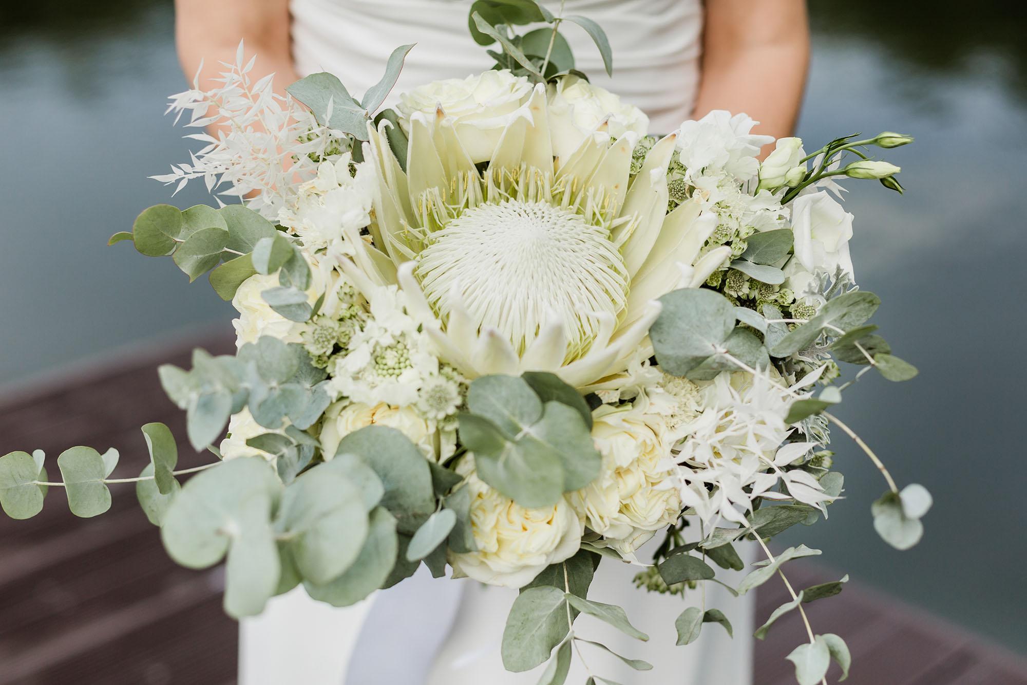 Saisonale Blumen für deinen Brautstrauß