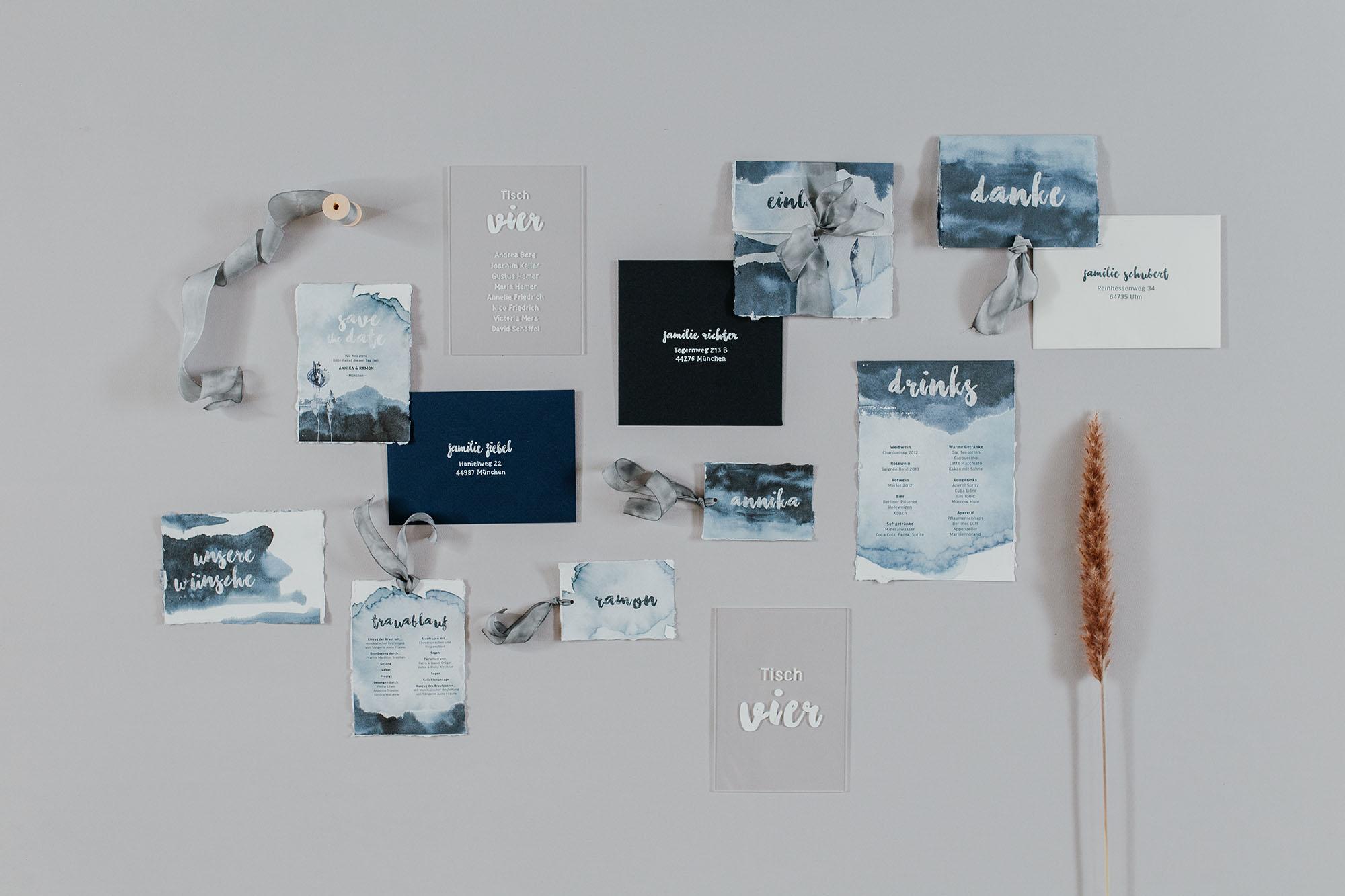 Die Konzepterstellung für deine Hochzeitspapeterie