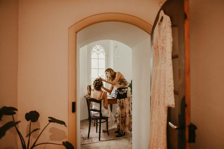 Der perfekte Hochzeitsmorgen