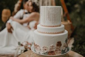 Die perfekte, nachhaltige Hochzeitstorte
