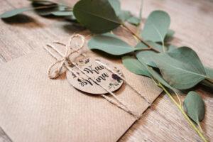 Die Kosten der Hochzeitspapeterie